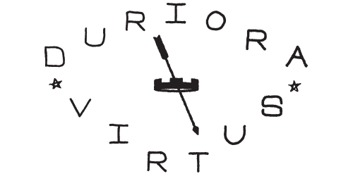 Duriora Virtus Motto